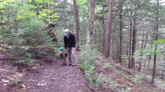 AA hike