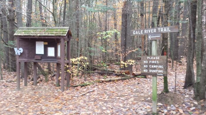 Gale River Trail