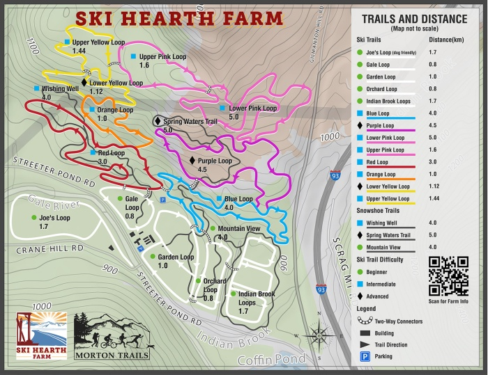 Ski Hearth Farm Trails